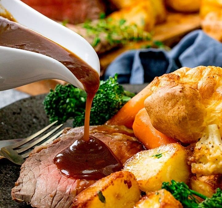 6th December Sunday Roast